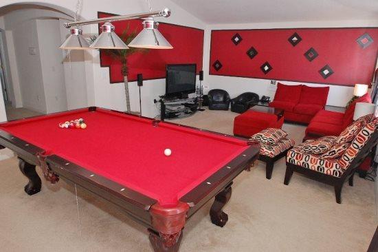 5 Bedroom 3.5 Bath Pool Home near Disney. 531COVE - Image 1 - Orlando - rentals