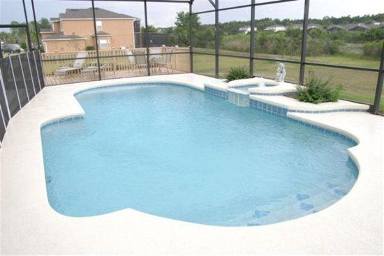 5 Bedroom 4.5 Bath Pool Home with Awesome Deck. 857KD - Image 1 - Orlando - rentals