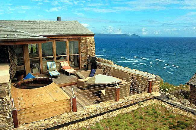Pebbleline House - Image 1 - Polperro - rentals