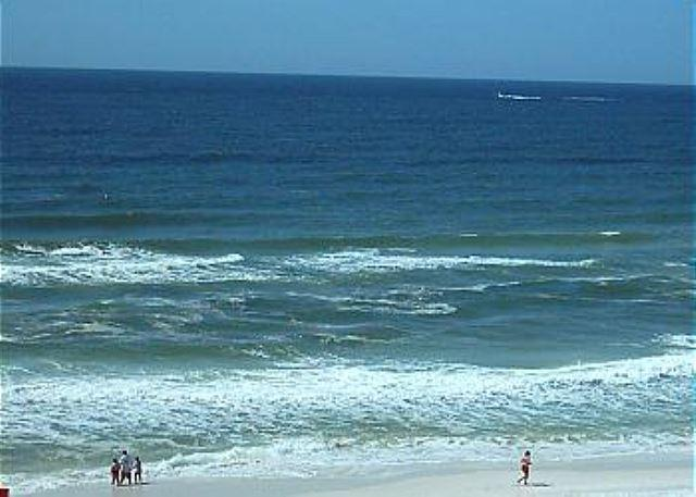 Actual View - New to our Program!! Huge 2 bedroom condo! FREE BEACH SERVICE!!!! - Fort Walton Beach - rentals