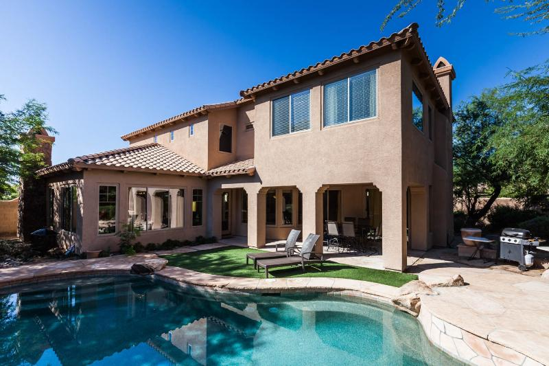 Luxury Model Home W/Designer Decor/Heated Pool - Image 1 - Phoenix - rentals