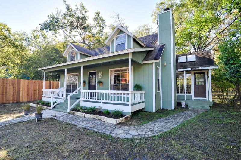 The Cypress Creek House - Leeway Cottages on Cypress Creek - Wimberley - rentals