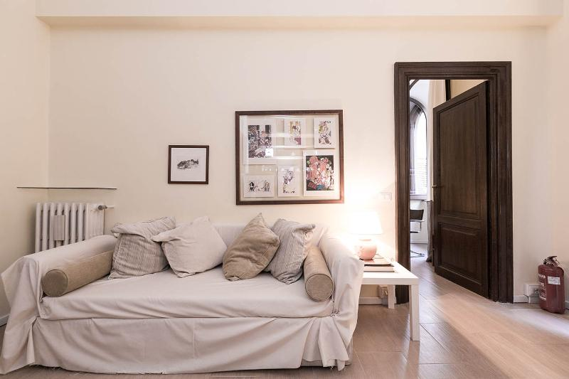Luxury Apartment close to St Peter and the Vatican - Image 1 - Rome - rentals