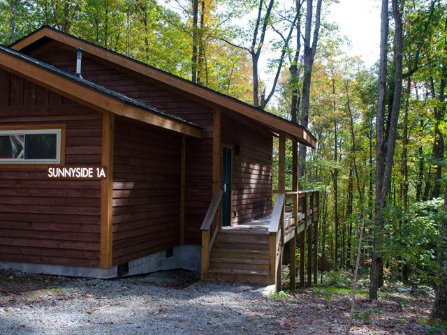 Sunnyside Suite 1A at Adventures on the Gorge - Image 1 - Lansing - rentals