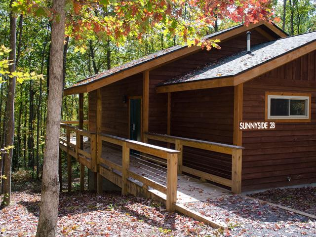 Sunnyside Suite 2B at Adventures on the Gorge - Image 1 - Lansing - rentals