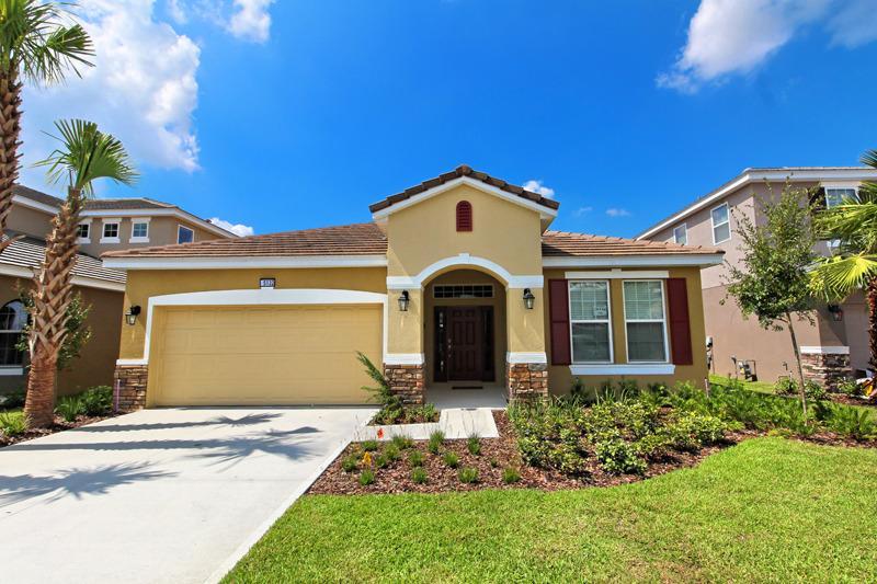 Solterra Resort 5Bd Pool Hm,Spa,GR,Wifi-Frm $175pn - Image 1 - Orlando - rentals