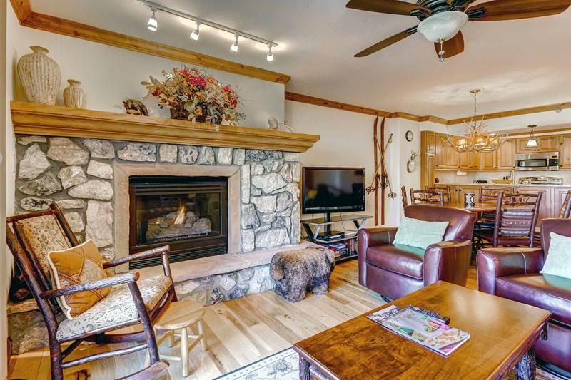 Borders Lodge - Lower 203 - Image 1 - Beaver Creek - rentals