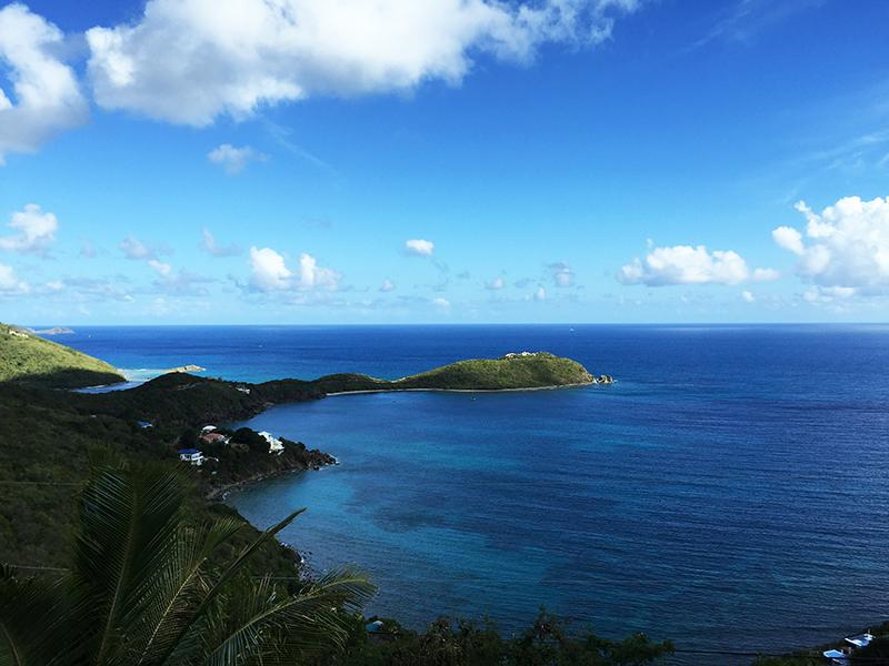 View of Rendezvous Bay and the Caribbean Sea - Villa Rendezview - Rendezvous Bay - rentals