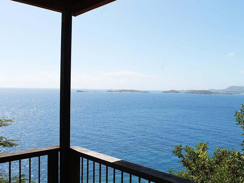 Panoramic Ocean Views! - SeaScape Villa - Chocolate Hole - rentals