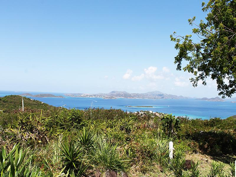 Sunset Ridge Villa D with beautiful ocean views - Sunset Ridge Villa D - Cruz Bay - rentals