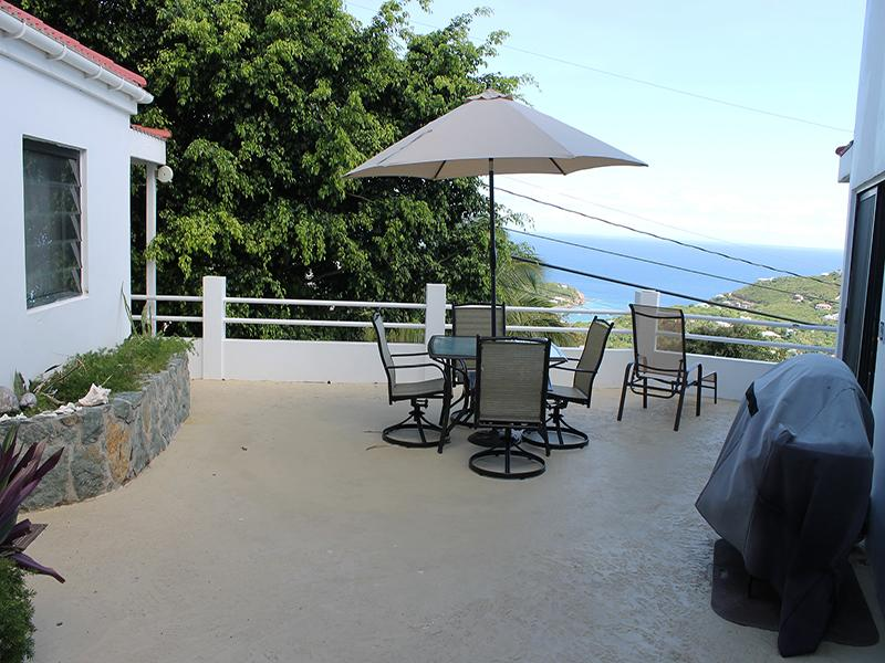 Sunset Ridge Villa F - Sunset Ridge Villa F - Cruz Bay - rentals