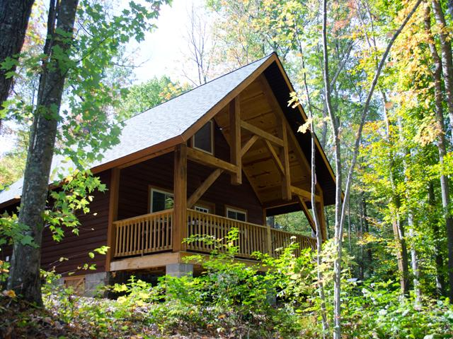 Fayette Station at Adventures on the Gorge - Image 1 - Lansing - rentals