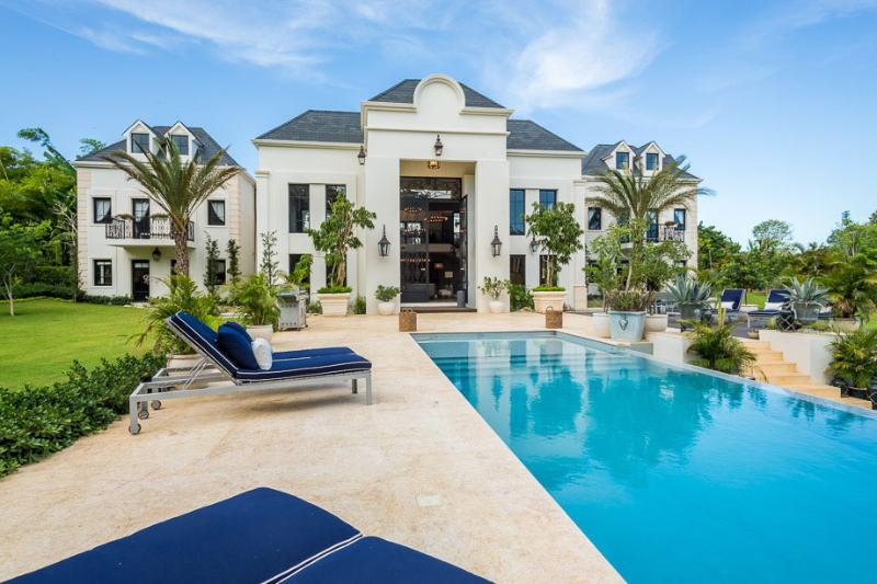Designer French Villa in Casa de Campo - Image 1 - La Romana - rentals