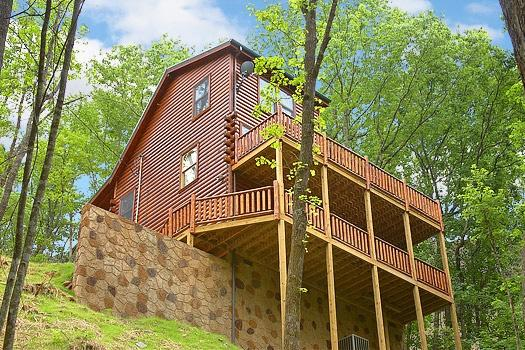 Big Bear Cub House - BIG BEAR CUB HOUSE - Gatlinburg - rentals