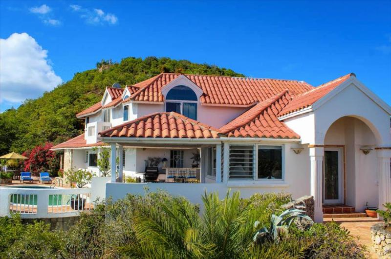 Maison De Miki at Mont Rouge, Saint Maarten - Private Pool, Oceanviews - Image 1 - Baie Rouge - rentals
