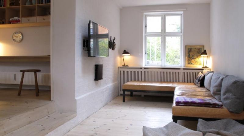 Lykkesholms Alle Apartment - Lovely Copenhagen apartment in residential neighborhood - Copenhagen - rentals