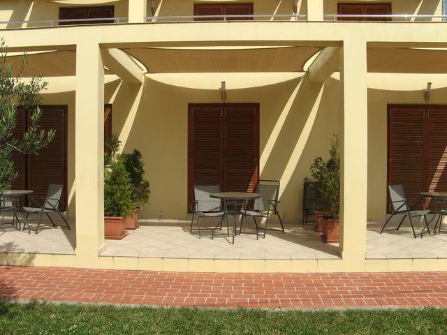 A1(2+2): common terrace - 4494 A1(2+2) - Nin - Nin - rentals