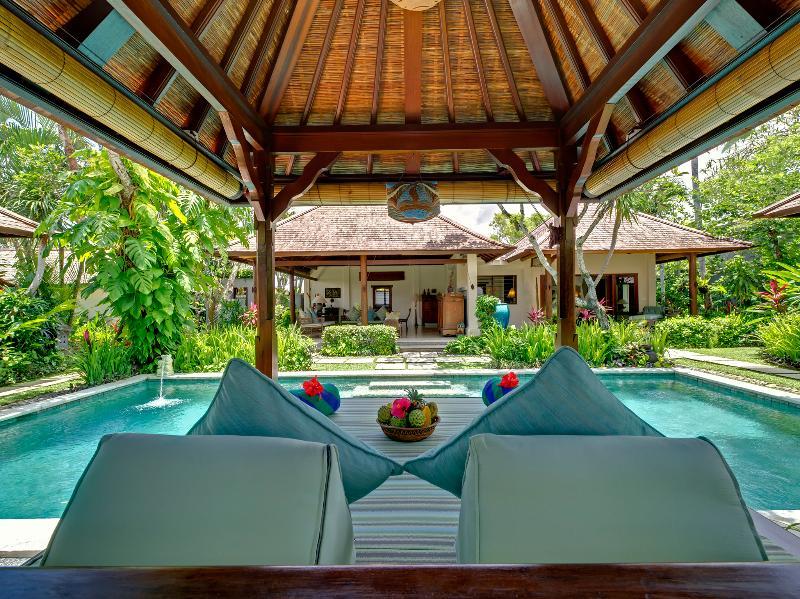 2. Villa Kedidi - Pool bale - Villa Kedidi - an elite haven - Canggu - rentals