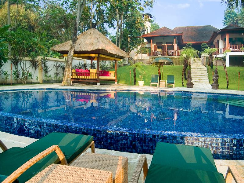 1. Villa Mako - The villa during the day - Villa Mako - an elite haven - Canggu - rentals