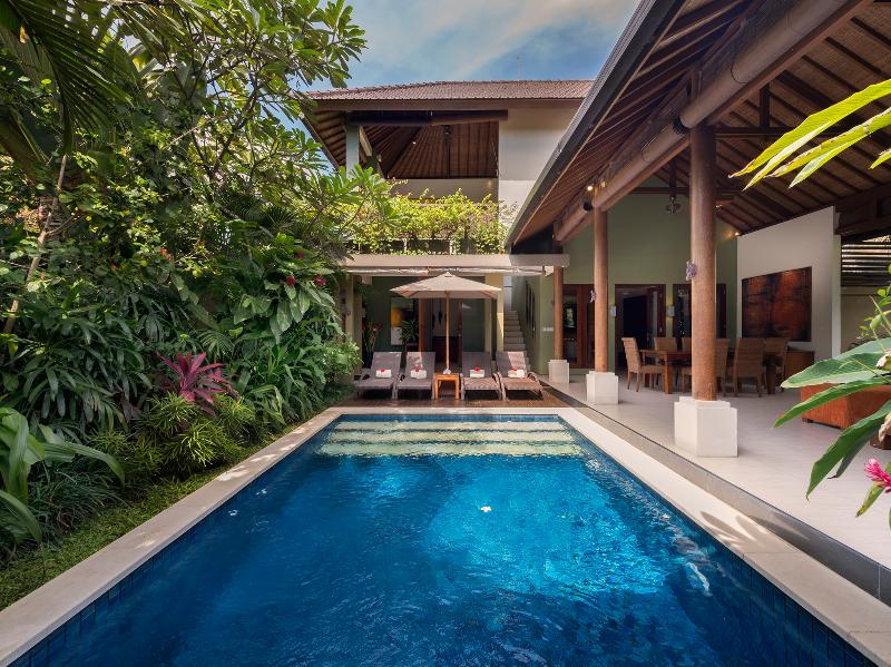 1. Lakshmi Villas - Ubud - Pool and villa - Villa Ubud - an elite haven - Seminyak - rentals