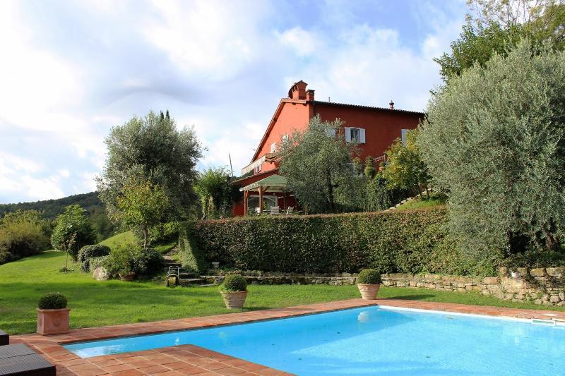 Villa Napoleone - Image 1 - Bagno a Ripoli - rentals