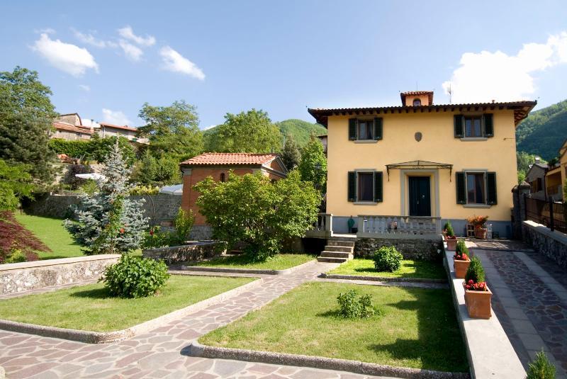 Villa il Canto - Image 1 - San Godenzo - rentals