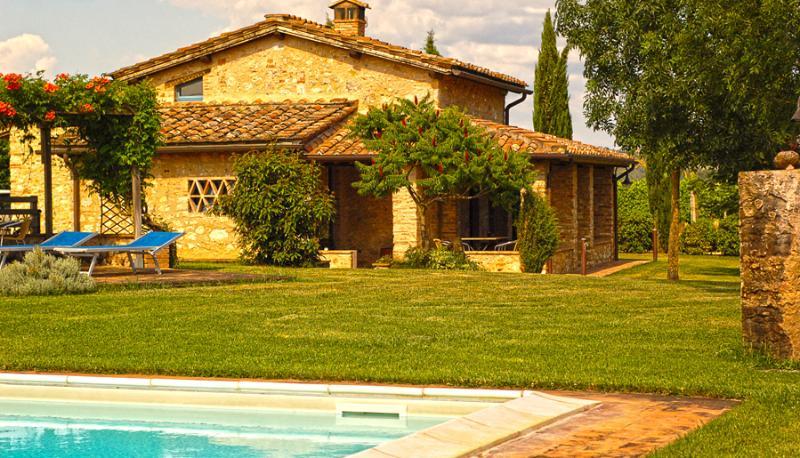 Monteriggioni Suite 4 - Image 1 - Monteriggioni - rentals