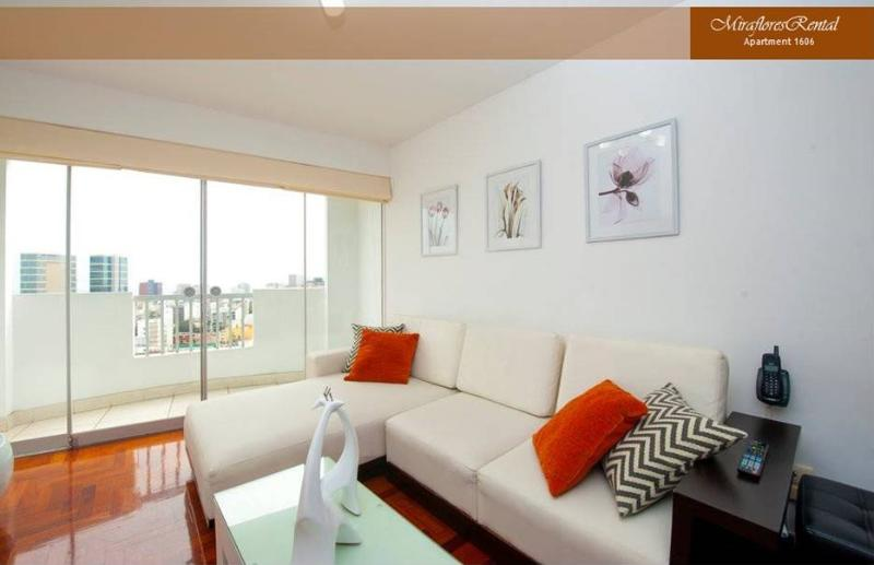 Beautiful high rise Apartment Building - Image 1 - Lima - rentals