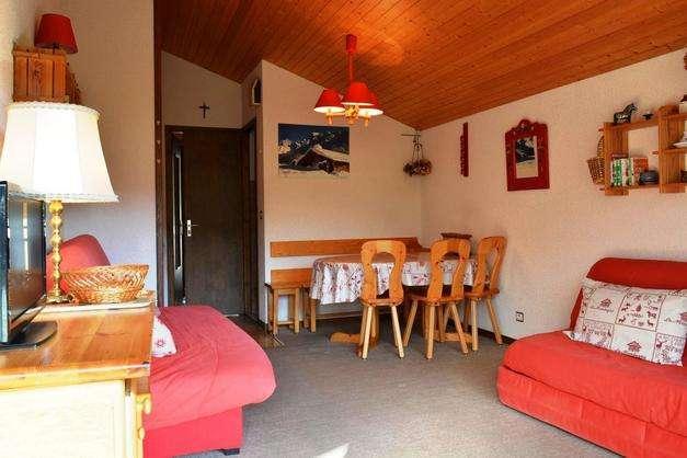 COTTAGNES Studio + sleeping corner 4 persons - Image 1 - Le Grand-Bornand - rentals