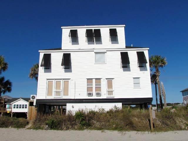 "302 Palmetto Blvd - ""Si Como No"" - Image 1 - Edisto Beach - rentals"