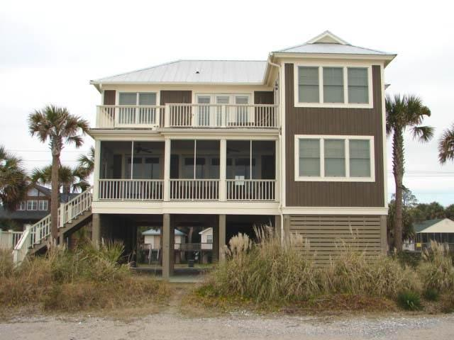 "718 Palmetto Bvd - ""Better Together"" - Image 1 - Edisto Beach - rentals"
