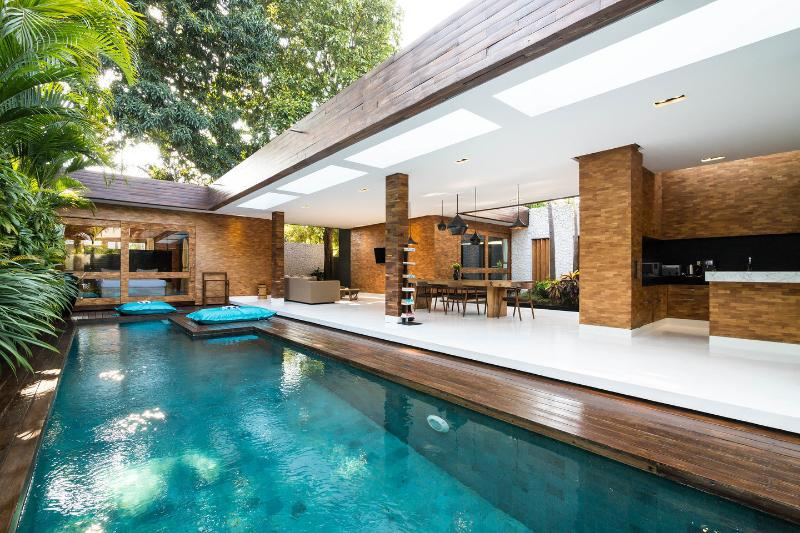 The Pool - Villa Tiga - in Nest Villas, in Seminyak Bali - Seminyak - rentals