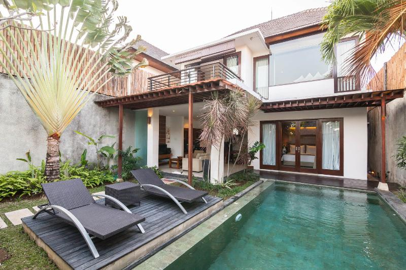 The Pool (Second Villa) - Grania Bali Villa 2-BR Private Swimming Pool - Seminyak - rentals