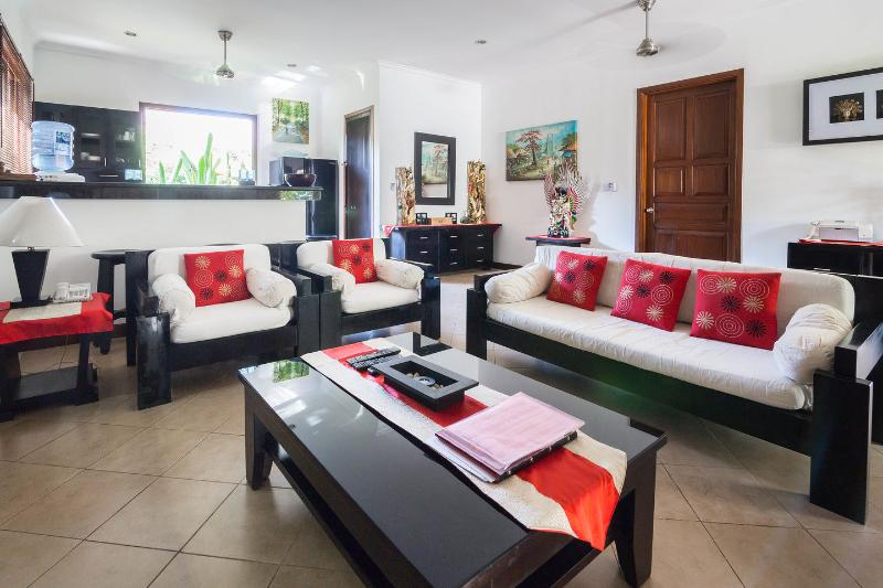 Living Room - Zen Villa Bali - Stay 7 pay 6 or stay 14 pay 12 - Sanur - rentals