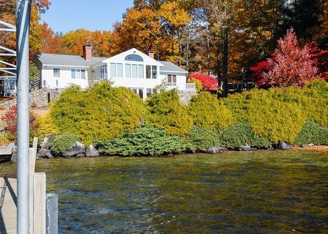 Luxury Waterfront on Governors Island (BAY80W) - Image 1 - Gilford - rentals