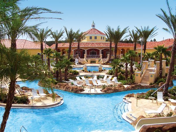 Waterpark Resort with Full Spa - WaterPark/Golf/Spa Resort near Disney (FREE WiFi) - Davenport - rentals