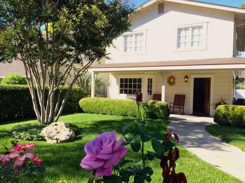 Corks and Roses - Corks and Roses - Los Olivos - rentals