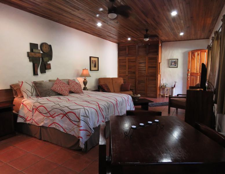 Studio, King bed and Kitchen. another queen bed can be added - Home Away for Home 8 bdrms, 5 bth - Manuel Antonio National Park - rentals