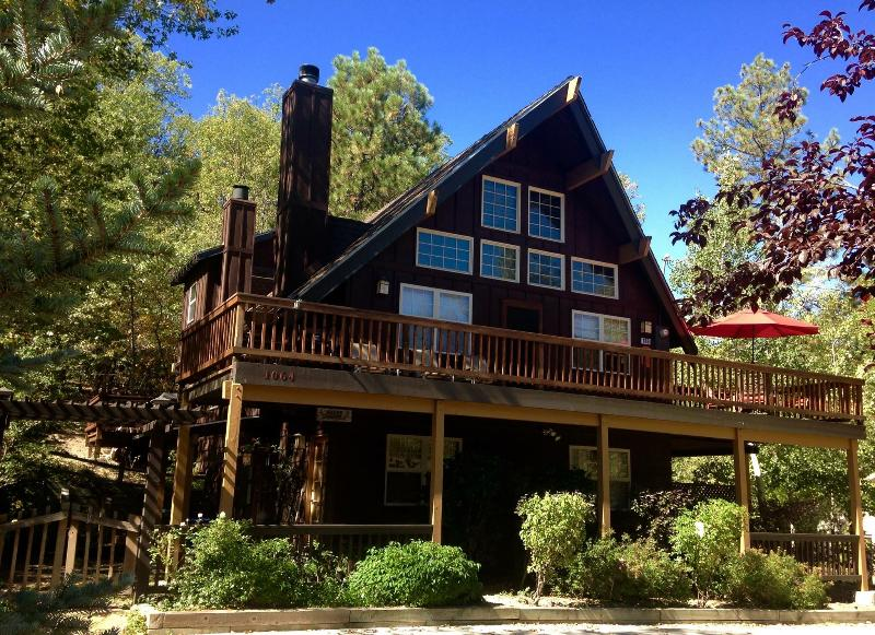 Upscale Craftsman - WALK TO LAKE Beach Club Passes - Image 1 - Lake Arrowhead - rentals