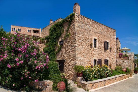 Front of the house - Samonas - No3 Diktamos / One bedroom villa - Samonas - rentals