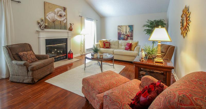 Very Lovely 3 Bedroom Home Minutes to Nashvil - Image 1 - Nashville - rentals