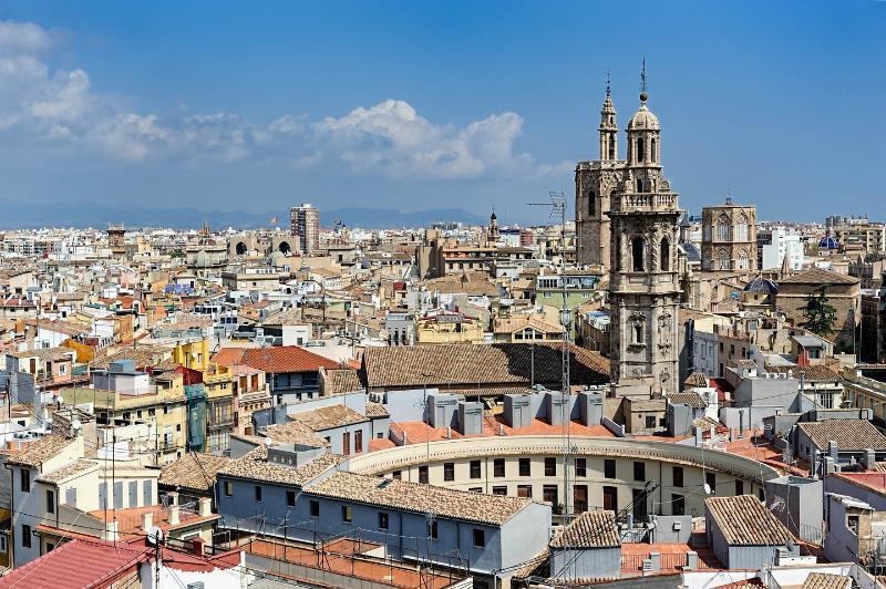 Boutique Apartment Valencia Downtown. 5 Rooms - Image 1 - Valencia - rentals