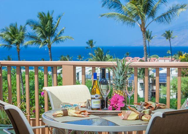 Maui Kamaole J-219 Gorgeous 2B 2Bath Ocean View: Great Rates! - Image 1 - Kihei - rentals