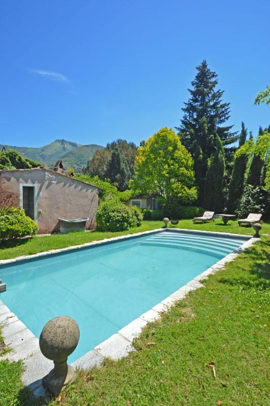 Villa Memento holiday vacation villa rental, italy, tuscany, camaiore, near lucca, versilia, pool, wi-fi internet, short term long ter - Image 1 - Camaiore - rentals