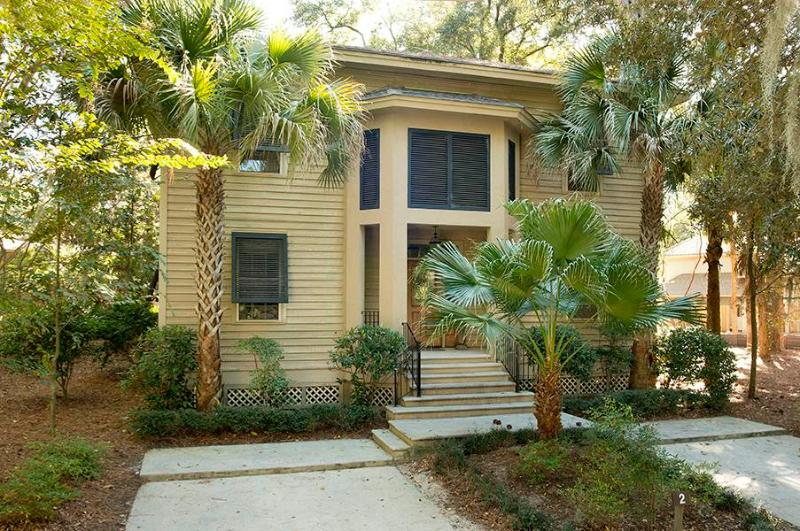Canvas Back 2 - Image 1 - Hilton Head - rentals