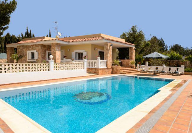 3 bedroom Villa in Ibiza Town, Ibiza : ref 2132879 - Image 1 - Es Vive - rentals