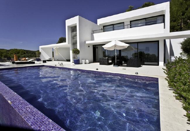 4 bedroom Villa in Santa Eulalia Del Rio, Baleares, Ibiza : ref 2132894 - Image 1 - Roca Llisa - rentals