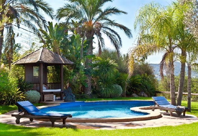 3 bedroom Villa in Santa Eulalia Del Río, Balearic Islands, Ibiza : ref 2259640 - Image 1 - Santa Eulalia del Rio - rentals