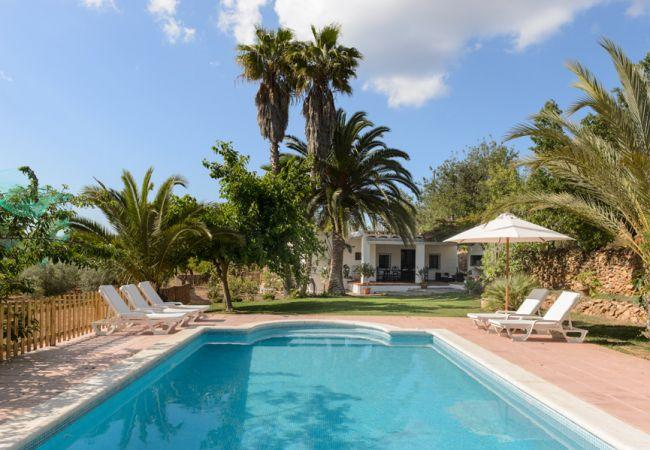 3 bedroom Villa in Sant Joan De Labritja, Ibiza : ref 2232907 - Image 1 - San Miguel - rentals