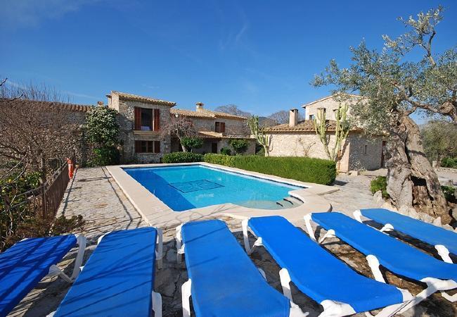 5 bedroom Villa in Pollenca, Baleares, Mallorca : ref 2239961 - Image 1 - Pollenca - rentals